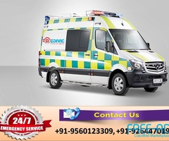 Gain Perfect Life-sustaining Emergency Ambulance Service in Argora
