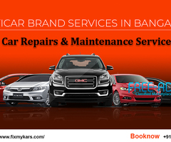 Car Service at Doorstep - fixmykars.com