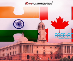 Best Immigration Consultants in Delhi For Canada -  www.novusimmigrationdelhi.com