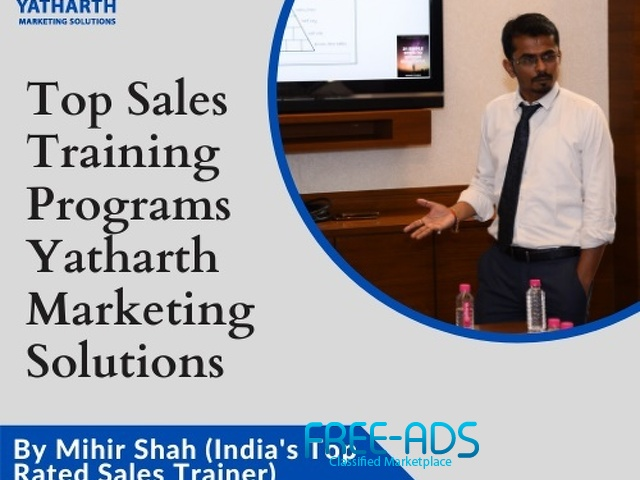 Top Sales Training Programs - Yatharth Marketing Solutions