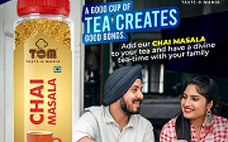 Chai Masala Manufacturers, Suppliers and Wholesaler in India - TasteOMania