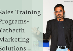 Sales Training Programs - Yatharth Marketing Solutions