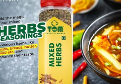 Mixed Herbs Spices Manufacturers and Suppliers in Bangalore - Taste-O-Mania