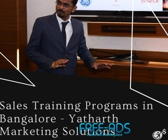 Sales Training Programs in Bangalore - Yatharth Marketing Solutions