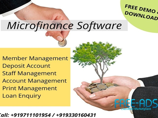 Software for Microfinance Company in Himachal Pradesh