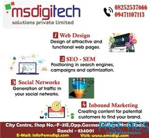 Best Website development Company In Ranchi