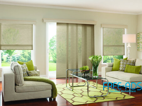 Custom Window Coverings and Blinds in Ontario