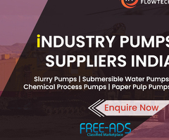 Industrial Pump Suppliers - Pump Suppliers Coimbatore - TFTpumps.com