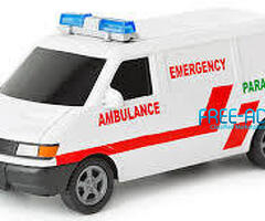 Best emergency king road ambulance in Lalpur nagar, Ranchi