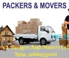 VL Packers And Movers