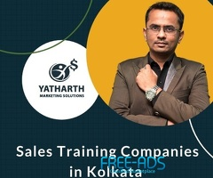 Sales Training Companies in Kolkata - Yatharth Marketing Solutions