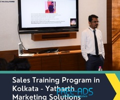 Sales Training Program in Kolkata - Yatharth Marketing Solutions