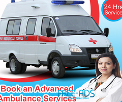 Get an Advanced Ambulance Service in Bihta by Medivic