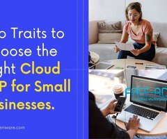 Leading Cloud ERP Software for Small Business