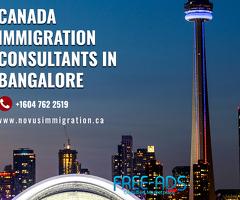 Canada immigration consultants in Bangalore - Novusimmigration.ca