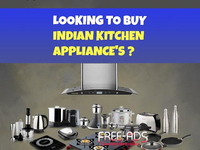 Buy Indian Kitchen Appliance's online