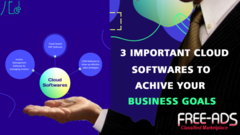 Cloud-based ERP Software to Achieve your Business Goals