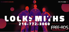 Locksmith Service And Rekey Service Expert Near You In Cleveland