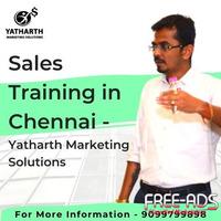 Sales Training in Chennai-Yatharth Marketing Solutions