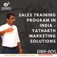 Sales Training Program in India - Yatharth Marketing Solutions
