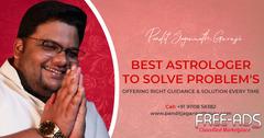 Famous Astrologer in India - Panditjagannathguru.com