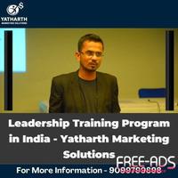 Leadership Training Program in India - Yatharth Marketing Solutions